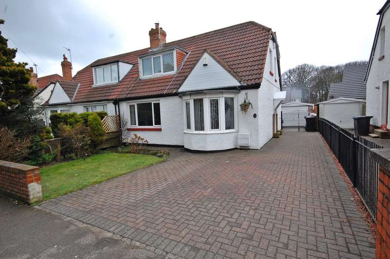 3 Bedrooms Semi Detached House for sale in Finchale Road, Durham, County Durham