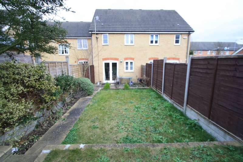 2 Bedrooms Terraced House for sale in Galleon Road, Chafford Hundred