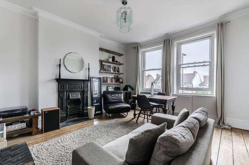 1 Bedroom Flat for sale in Worple Road, Wimbledon, SW19