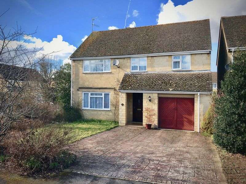 4 Bedrooms Property for sale in Alexander Drive, Cirencester