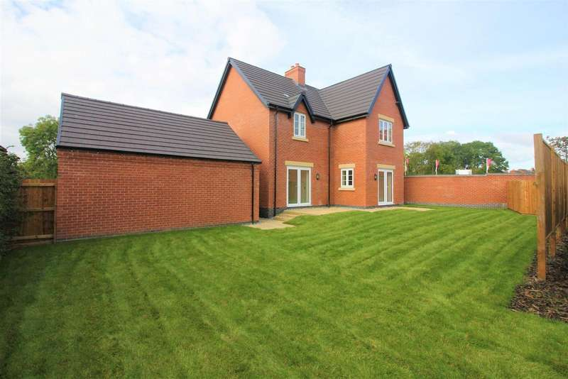 4 Bedrooms Property for sale in Measham Road, Moira