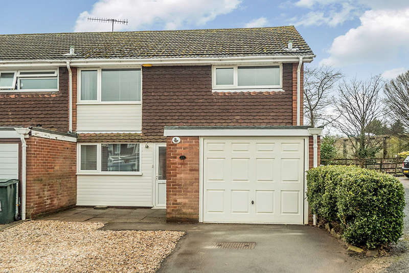 3 Bedrooms Semi Detached House for sale in Fairways Close, Coventry, CV5
