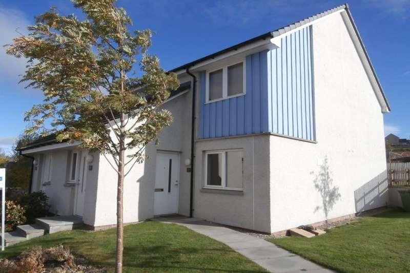 1 Bedroom Flat for sale in Knocknagael, Inverness, IV2