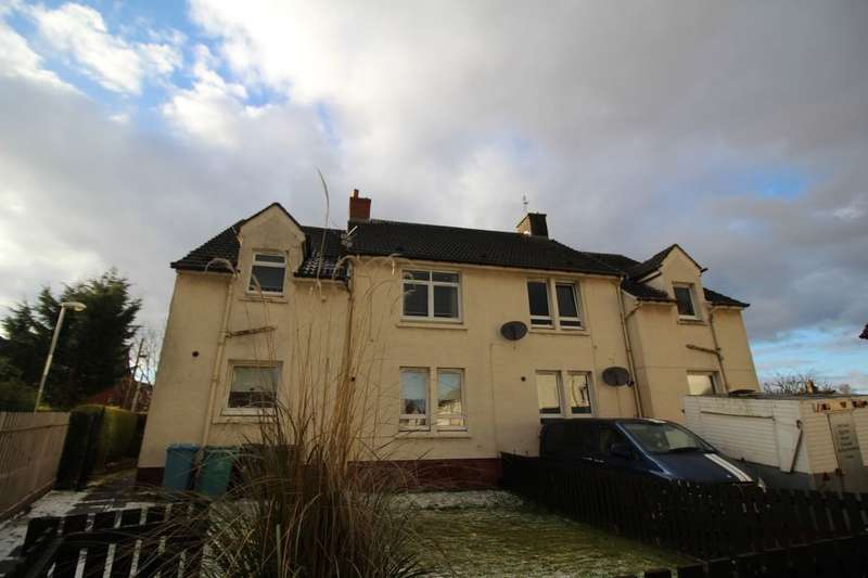 2 Bedrooms Flat for sale in Stirling Street, Coatbridge, ML5