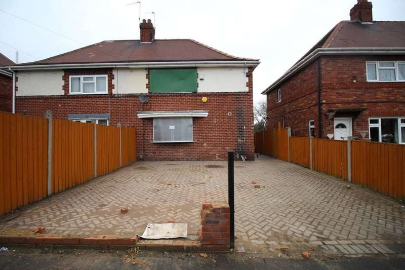 3 Bedrooms Property for sale in Surrey Street, Doncaster, DN4