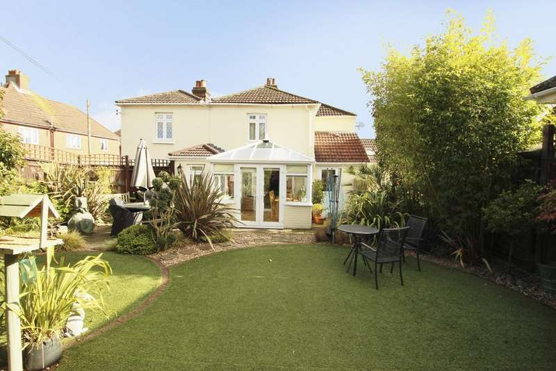 2 Bedrooms House for sale in Winchester Street, Botley SO30