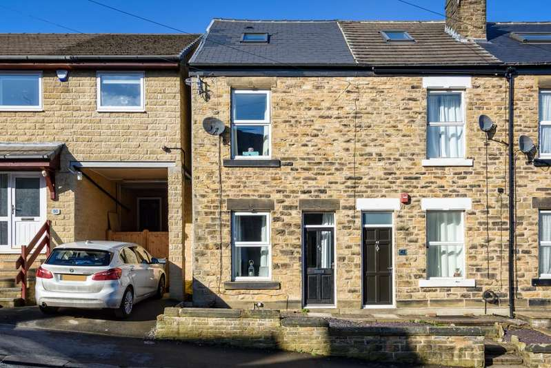 4 Bedrooms End Of Terrace House for sale in Evelyn Road, Crookes, Sheffield