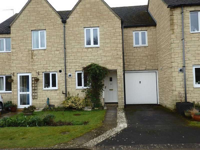 3 Bedrooms Terraced House for rent in Green Lake Close, Bourton-on-the-Water, Gloucestershire