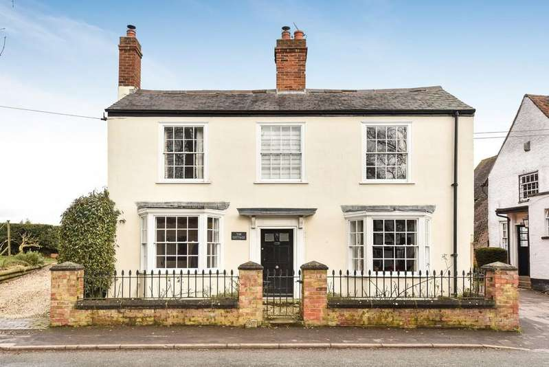 3 Bedrooms Detached House for sale in Barston Lane, Barston