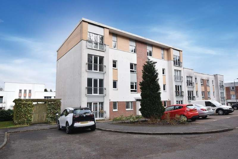 2 Bedrooms Flat for sale in 48 Cairnhill View, Bearsden, G61 1RP