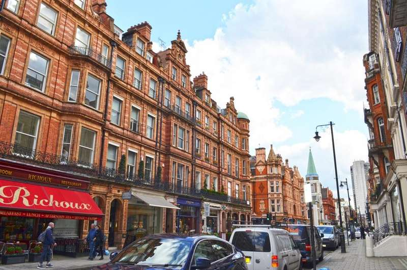 6 Bedrooms Apartment Flat for sale in South Audley Street, Mayfair