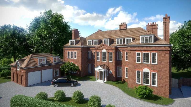 9 Bedrooms Detached House for sale in Templewood Avenue, Hampstead, London, NW3