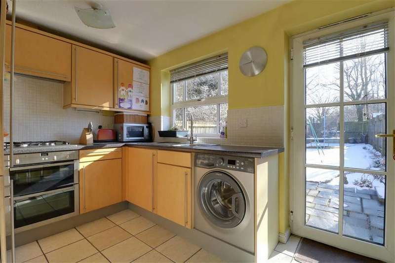 2 Bedrooms Mews House for sale in Lower Meadow Drive, Congleton