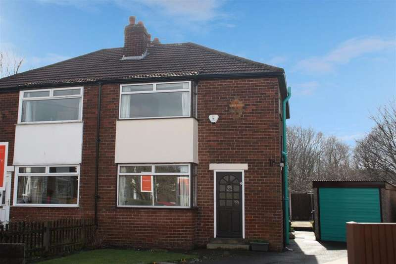 3 Bedrooms Semi Detached House for sale in Melrose Place, Horsforth, Leeds