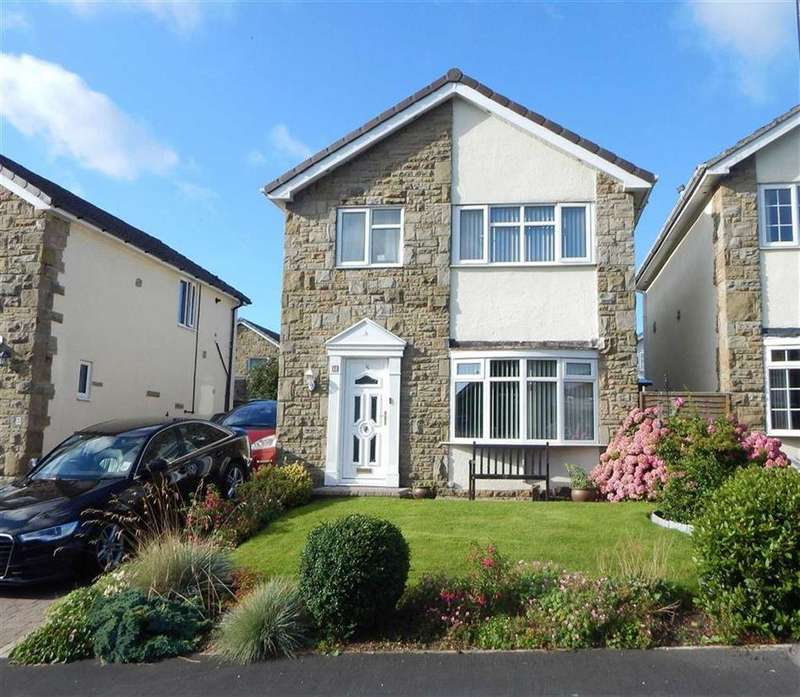 3 Bedrooms Detached House for sale in Deep Ghyll Croft, Ripon
