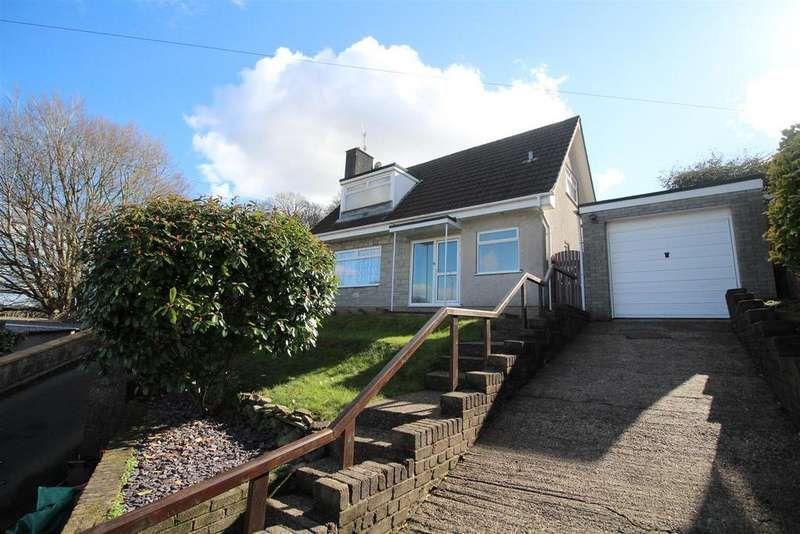 3 Bedrooms Detached Bungalow for sale in Russell Close, Bassaleg, Newport