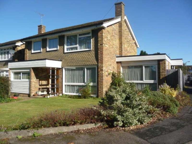 5 Bedrooms Detached House for sale in Heath Road, Little Heath, Herts