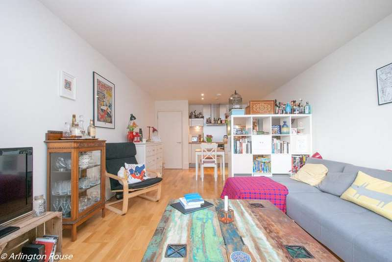 1 Bedroom Apartment Flat for sale in Southstand, Highbury Stadium Square, Highbury, London