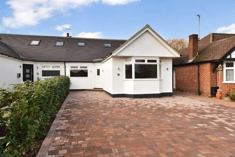 4 Bedrooms Semi Detached House for sale in Dugdale Hill Lane, Potters Bar