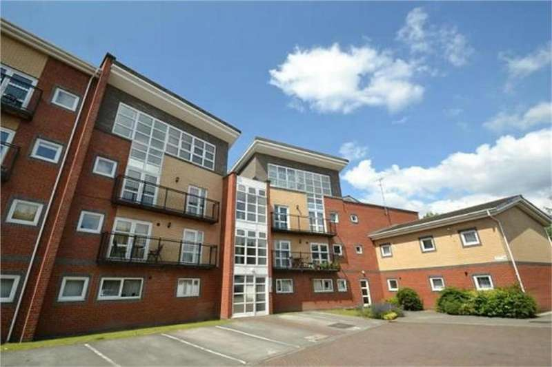 2 Bedrooms Flat for sale in Central 5 Wharf Road, SALE, Cheshire