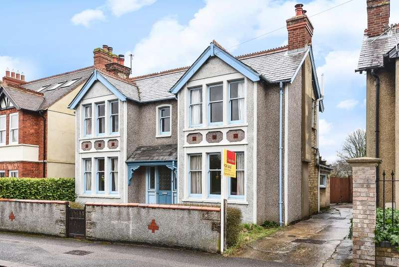 3 Bedrooms Detached House for sale in Headington, Oxford, OX3