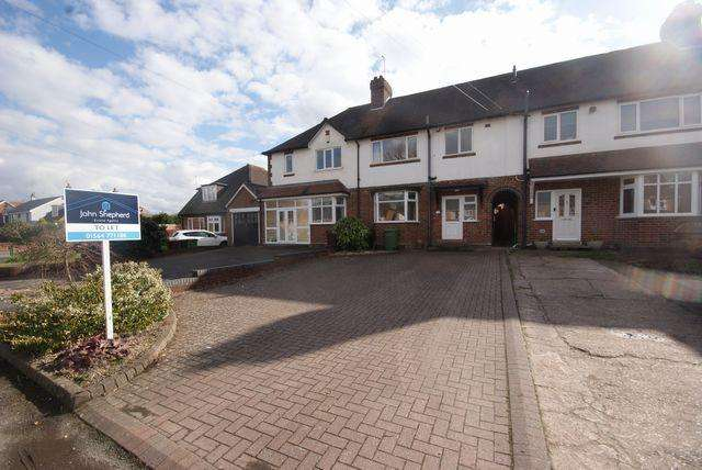 4 Bedrooms Terraced House for rent in Longdon Road, Knowle, Solihull, B93