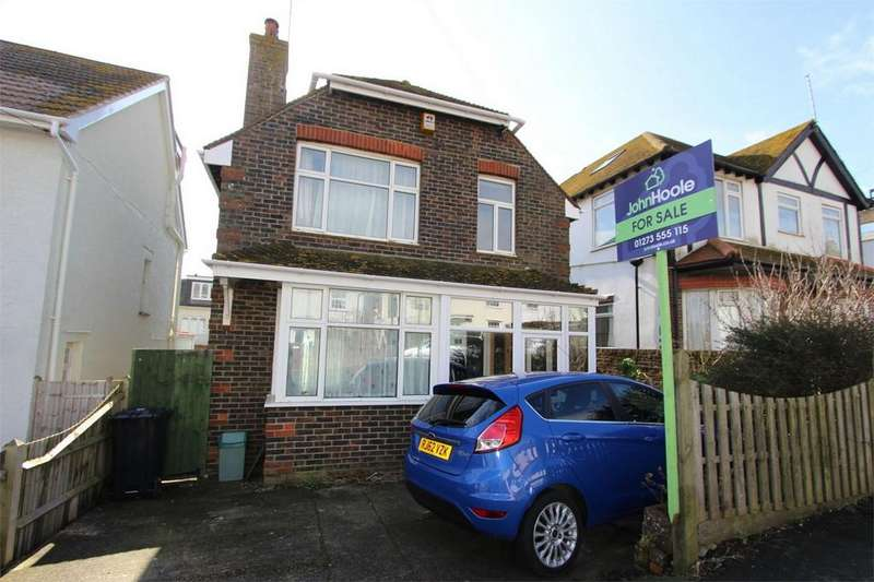 3 Bedrooms Detached House for sale in Park Road, ROTTINGDEAN, Brighton, East Sussex