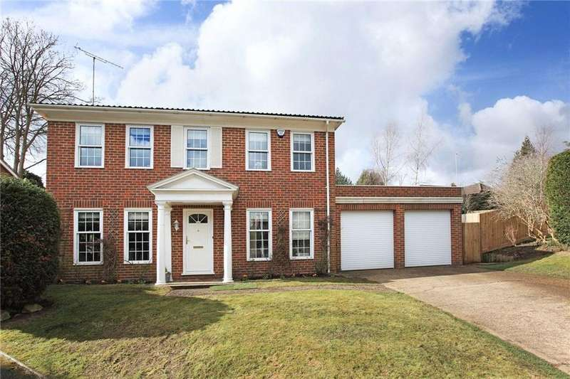 4 Bedrooms Detached House for sale in The Dene, Sevenoaks, Kent, TN13