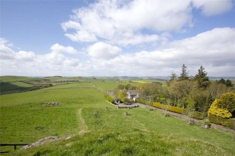 4 Bedrooms Detached House for sale in Drumanach, Hume, Kelso, Scottish Borders