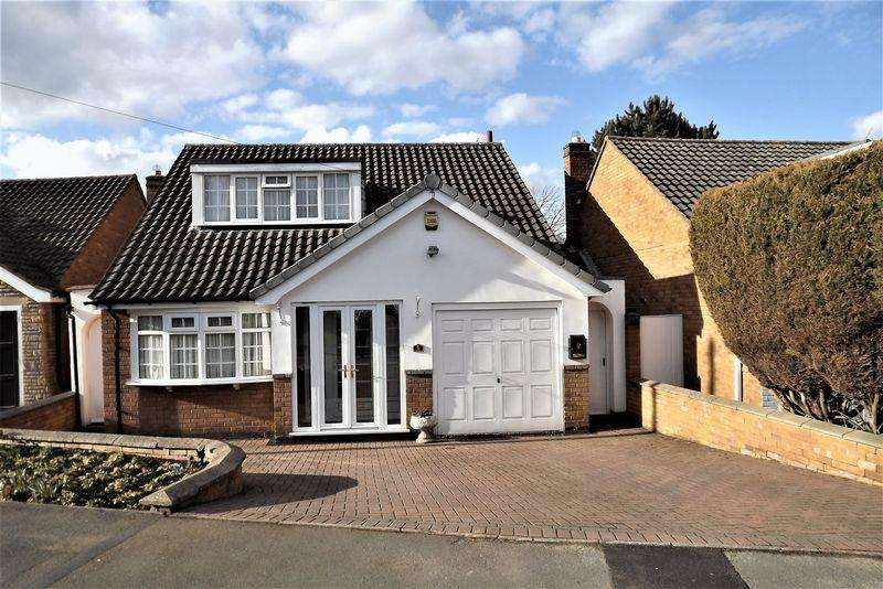 4 Bedrooms Detached House for sale in Dunchurch Crescent, Sutton Coldfield