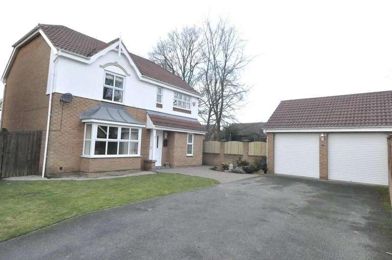 4 Bedrooms Detached House for rent in Middlethorne Mews, Leeds, West Yorkshire