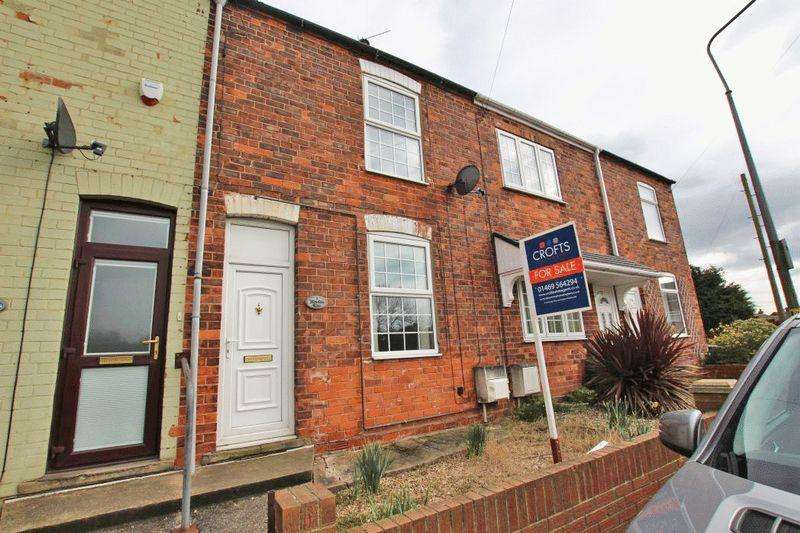 2 Bedrooms Terraced House for sale in HEWITTS ROW, SOUTH KILLINGHOLME