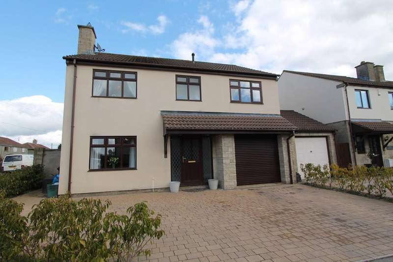 5 Bedrooms Detached House for sale in Temple Cloud, Near Bristol