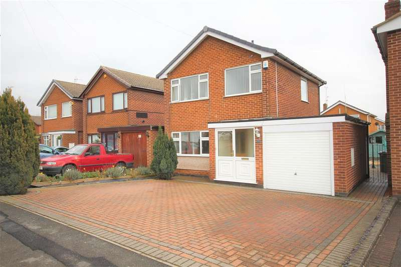 3 Bedrooms Detached House for sale in Edward Street, Langley Mill