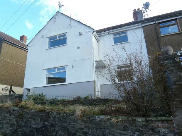 3 Bedrooms Semi Detached House for sale in Heol Y Glyn, Cymmer, Port Talbot, West Glamorgan