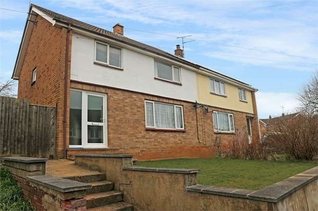 4 Bedrooms Semi Detached House for sale in Edinburgh Way, Banbury, Oxfordshire