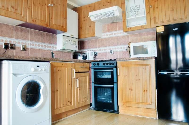 1 Bedroom Flat for sale in Avigail House, Euston, London NW1