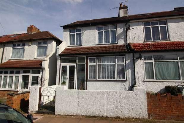 3 Bedrooms Terraced House for sale in Felmingham Road, Anerley, London