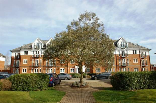 1 Bedroom Flat for sale in Park View Close, St. Albans, Hertfordshire
