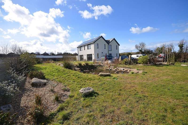 4 Bedrooms Detached House for sale in Promised Land, , St Agnes, Cornwall