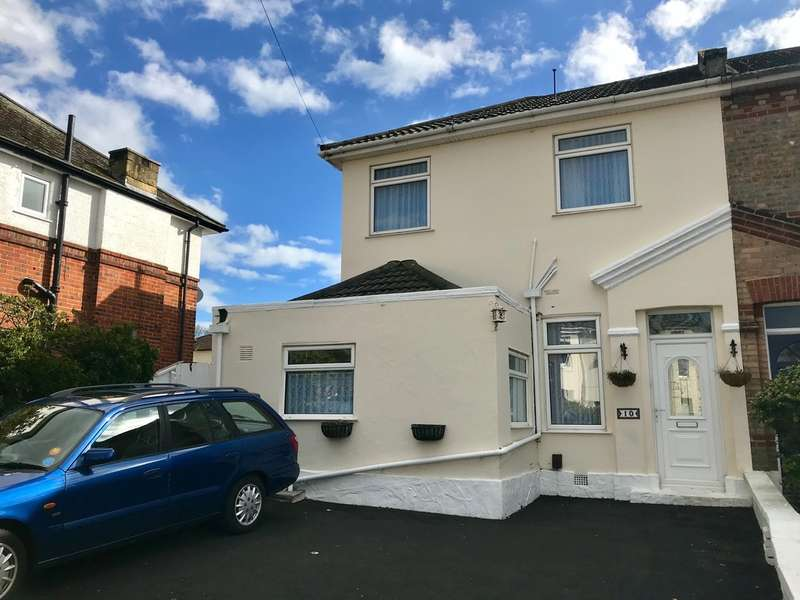 4 Bedrooms Semi Detached House for sale in St. Clements Road