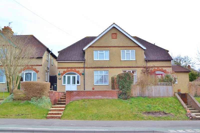 4 Bedrooms Semi Detached House for sale in Salisbury