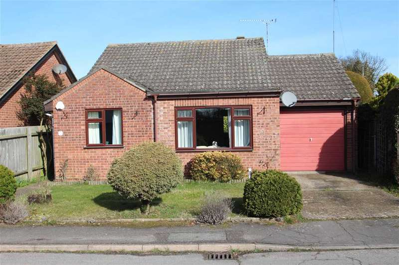2 Bedrooms Bungalow for sale in Trinity Close, Kesgrave, Ipswich