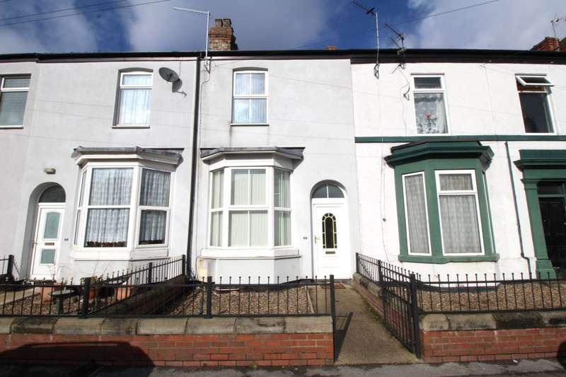 2 Bedrooms Terraced House for sale in Edinburgh Street, Goole, DN14