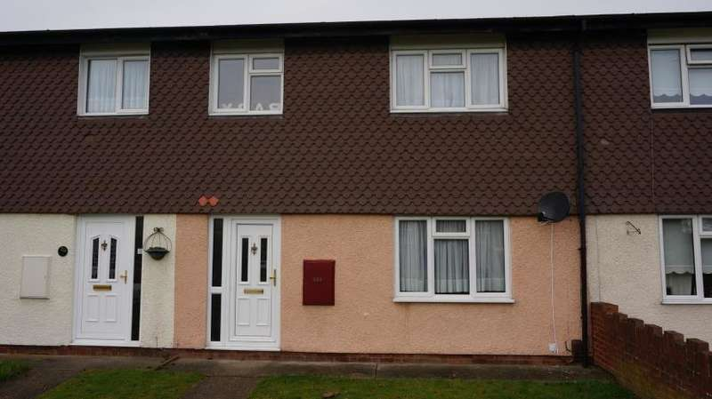 3 Bedrooms Terraced House for rent in Rectory Road, Pitsea