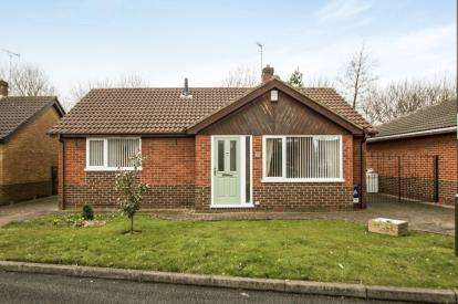 2 Bedrooms Bungalow for sale in Copseside Close, Long Eaton, Nottingham, Nottinghamshire