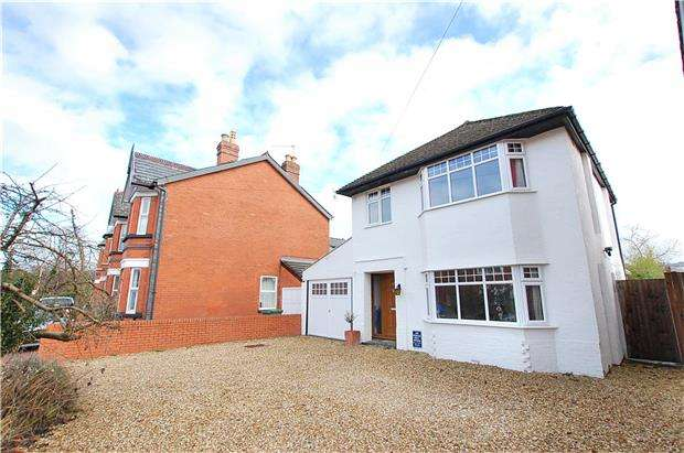 4 Bedrooms Detached House for sale in Cirencester Road, Charlton Kings, CHELTENHAM, Gloucestershire, GL53