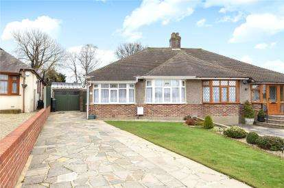 2 Bedrooms Semi Detached Bungalow for sale in Haverthwaite Road, Orpington
