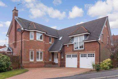 5 Bedrooms Detached House for sale in Branklyn Crescent, Academy Park