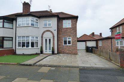 4 Bedrooms Semi Detached House for sale in Coronation Drive, Crosby, Liverpool, L23